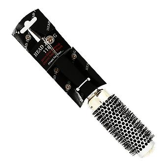 Hairtools Head Jog 118 Gold Thermal Ceramic Radial Brush 34mm