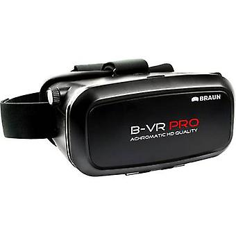 Braun Germany B-VR 360 Black/silver VR glasses