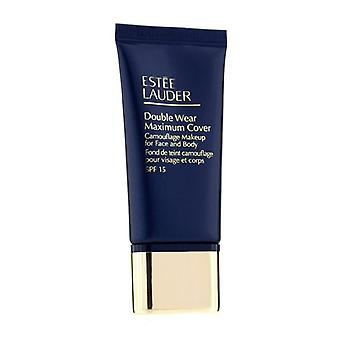 Estee Lauder Double Wear Maximum Cover Camouflage Make Up (Face & Body) SPF15 - #03 CreamyVanilla - 30ml/1oz