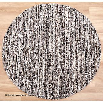 Cirkel van Dunya Beige tapijt