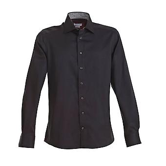 J Harvest & Frost Mens Slim Fit 20 Button Up Formal Shirt