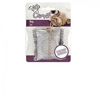 AFP Paquete Plata Crumples (Cats , Toys , Plush & Feather Toys)