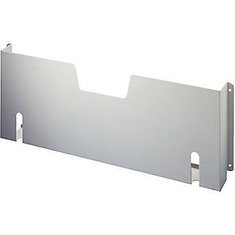 Rittal PS 4116.000 Circuit Layout Tasche Grau (RAL 7035) (L x b x H) 90 x 455 x 210 mm 1 PC