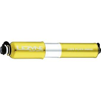 Mini pump Lezyne 31-73-0159.10 Alloy Drive gold M Gold