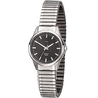 JOBO damer ur kvarts analog titanium kabel damer armbåndsur