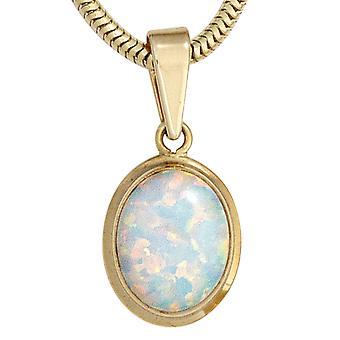 Opal pendant Opal pendant 333 Gold Yellow Gold 1 Opal