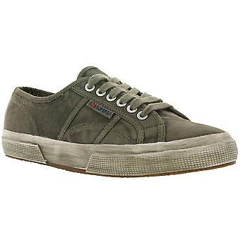 SUPERGA sneakers in a faded look Brown