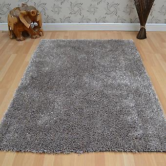 Diva Shaggy Rugs In Stone