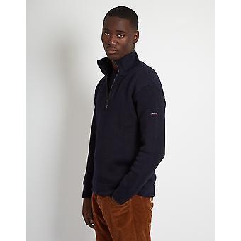 Armor Lux Pull Chateaulin Jumper Navy
