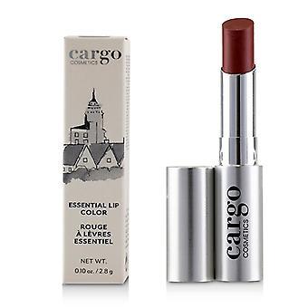 Cargo Essential Lip Color - # Paris (deep Red) - 2.8g/0.01oz