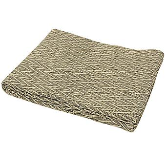 Riva Home Chevy Cotton Throw