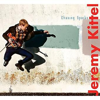 Jeremy Kittel - Chasing Sparks [CD] USA import