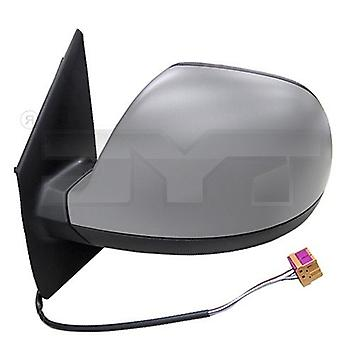 Left Mirror (Electric Heated Primed Cover) for VW MULTIVAN mk VI 2015-2019