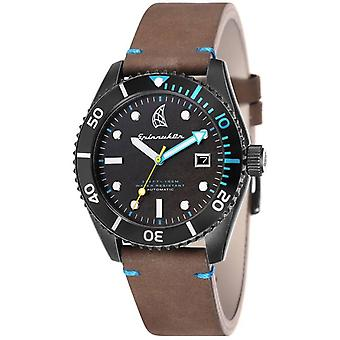 Spinnaker Wreck Vintage Watch - Brown/Black