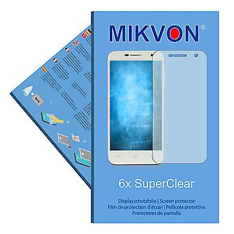 Alcatel One Touch Idol 2 Mini screen protector- Mikvon films SuperClear