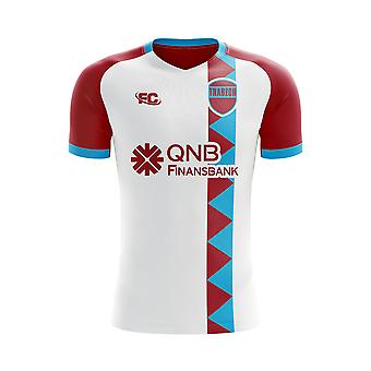 0a9ccee3a 2018-2019 Trabzonspor Fans Culture Away Concept Shirt