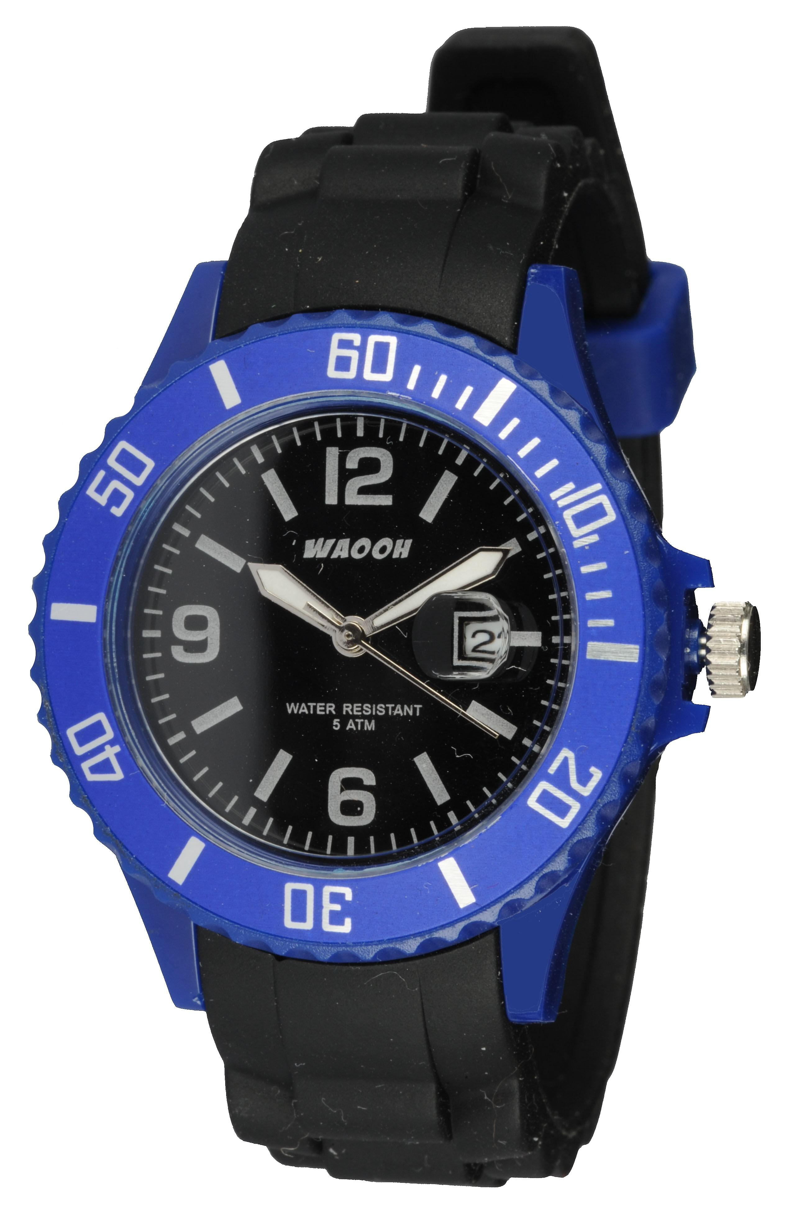 Waooh - Watches - Waooh Monaco38 Bicolore