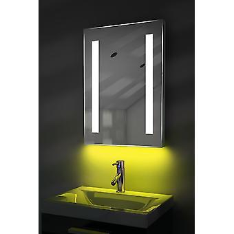 Ambient Shaver LED Bathroom Mirror With Demister Pad & Sensor k205i
