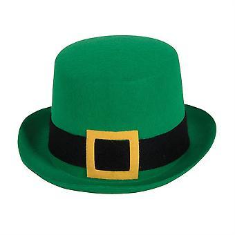 Top Hat чувствовал зеленый Сент-Патрикс