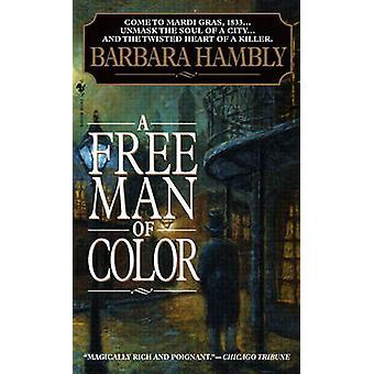 Gratis Man van kleur door Barbara Hambly - 9780553575262 boek