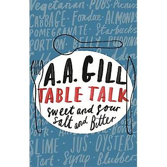 Table Talk - Sweet and Sour - Salt and Bitter by A. A. Gill - Marion D