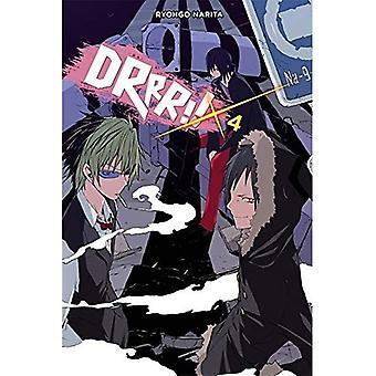 Durarara!, Vol. 4 (Novel) (Durarara!! (Novel))
