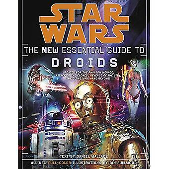 The New Essential Guide to Droids (Star Wars: Essential Guides)