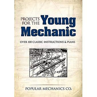 Projekt för unga mekaniker: över 250 klassiska instruktioner & planer (Dover aktivitet barnböcker)