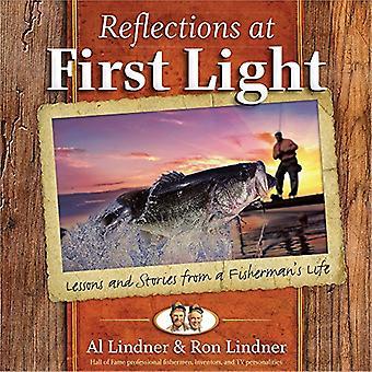 Overwegingen bij het eerste licht geschenk boek: lessen en verhalen uit het leven van een visser
