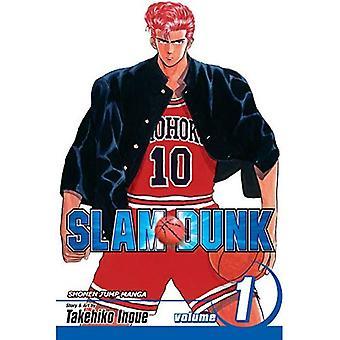 Slam Dunk, Volume 1 with Sticker (Slam Dunk (Viz))