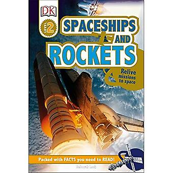 Spaceships and Rockets (DK Readers: Level 2)