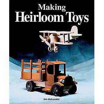 Making Heirloom Toys