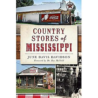 Land butiker av Mississippi