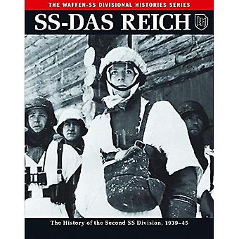 Ss Das Reich (Waffen Ss Divisional Histories)