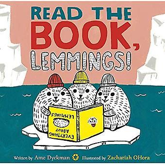 Lire le livre, Lemmings!