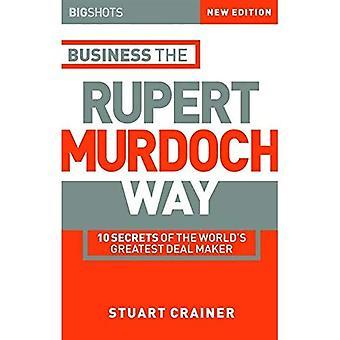 Big Shots: 10 hemligheter av världens största hantera Maker - Business att Rupert Murdoch (Big Shots-serien)