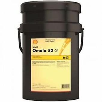 Shell 550026324 Omala S2 G 100 20Ltr industriële Gear Oil