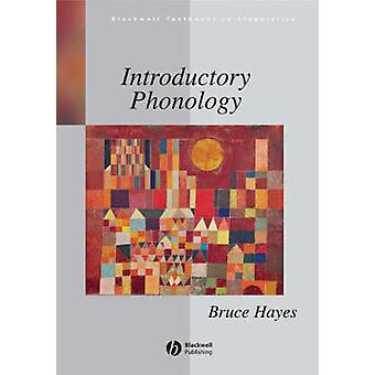Introductory Phonology by Bruce Hayes - 9781405184113 Book
