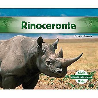 Rinoceronte/ Rhino (Animales� Africanos/ African Animals)