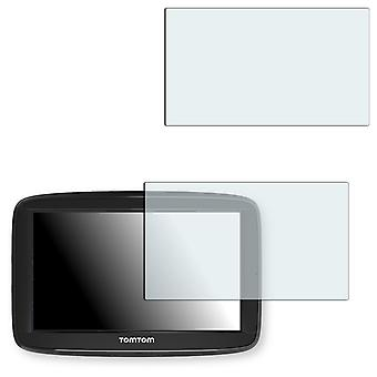 TomTom via 52 screen protector - Golebo crystal clear protection film