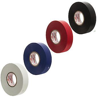 总理袜子胶带 19 毫米专业额外拉伸足球橄榄球袜子胶带
