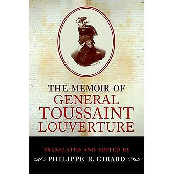 Livro de memórias de Toussaint Louverture por Girard & Philippe R
