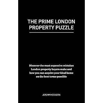 Le Puzzle de propriété principale de Londres de McGivern & Jeremy