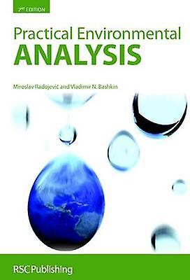 Practical Environmental Analysis by Radojevic & Miroslav