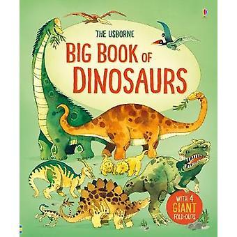 Big Book dinozaurów przez Alex Frith - Fabiano Fiorin - 9781474927475