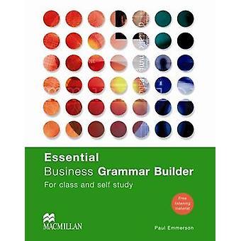 Générateur de grammaire essentiels aux entreprises - livre de l'élève de Paul Emmerson-