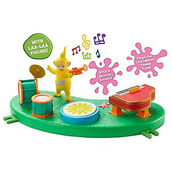 Teletubbies musica giorno Playset