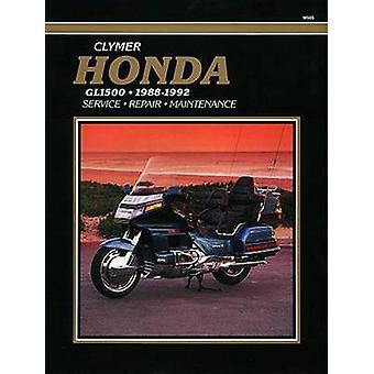 Honda GL1500 - 1988-1992 by Robert Mills - etc. - Steve Amos - 978089