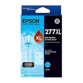 Epson 277 HY Cyan Ink Cart