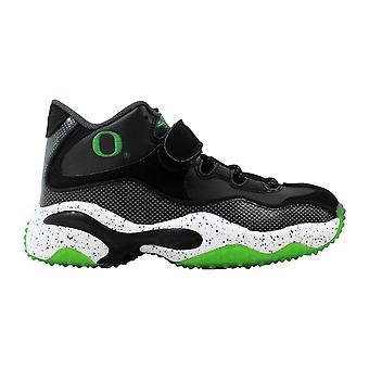 Nike Air Zoom Turf Black/Apple Green-Anthracite Oregon Ducks 643230-004 Grade-School